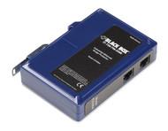 Black Box 10/100BASET IND DINRailMNT Surge Protect 60VdcCV PoE CUR1000A RJ45 ICD300A