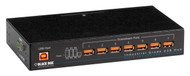 Black Box Industrial USB 2.0 Hub, 7-Port ICI207A