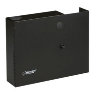 Black Box Wallmount Fiber Enclosure Non-Locking, 2-Slot JPM400A-R2