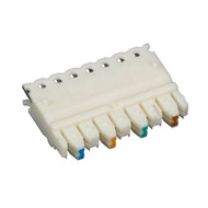 Black Box CAT5e Connecting Block 4-Pair Clips 10-Pack JPT5E-4PR-10PAK