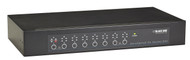 Black Box KVM Switch, 16 Port, DVI, PS/2 or USB Servers & USB Consoles KV9516A