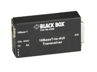 Black Box Media Converter Ethernet AUI LE180A