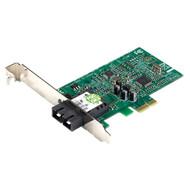 Black Box Network Interface Adapter, PCIE, 100BASE-FX, SC LH1390C-SC-R2