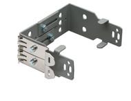 Black Box DIN Rail Mounting Kit for FlexPoint Media Converters LMC207-DRM