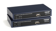 Black Box Ethernet Extender Kit 2 Port Managed LR0201A-KIT