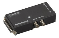 Black Box Async RS232 extender fiber DB25 Female ST Multimode MD940A-F