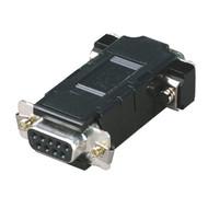 Black Box RS-232 Modem Eliminator - DB9 Female/Female ME211
