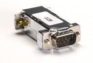 Black Box RS-232 Modem Eliminator - DB9 Male/Male ME213