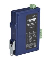 Black Box Async RS232/422/485 Extender, Fiber, Terminal Block to SM SC MED102A