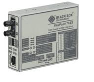 Black Box Media Converter T1/E1 Multimode 1300nm 5km ST MT660A-MM
