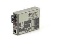 Black Box Media Converter T1/E1 Single Mode 1300nm 28km SC MT663A-SSC