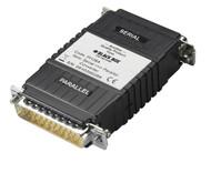 Black Box Async RS232 to Parallel Converter (2) DB25 Interface-PWR HP PI126A