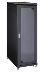 Black Box Select Server Cabinet with Tempered Glass Door, 38U RM2430A