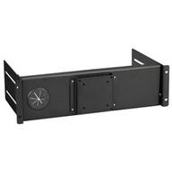 Black Box Fixed Flat-Panel Monitor Mount for Racks RM982F