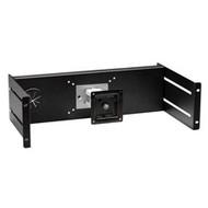 Black Box Pivoting Flat-Panel Monitor Mount for Racks RM983P