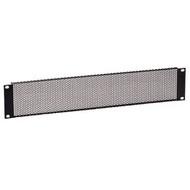 "Black Box Vent Panel, 2U (3.5""H) RMT946"