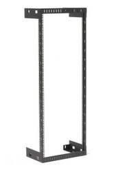 Black Box 36U Wallmount Rack, M5 Square Holes, 175lbs RMT992A