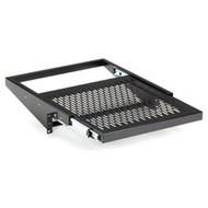 Black Box Rackmount Vented Sliding Shelf - 50-lb. Capacity RMTS06B