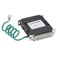 Black Box DB25 Protector (RS-232) 4-Wire Serial SP141A