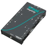 Black Box 4-Port Desktop KVM Switch, VGA, PS/2 SW612A