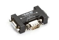 Black Box 2-Port RS232 DB9 Passive Splitter TL115A