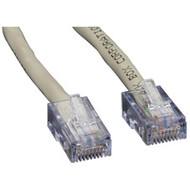 Black Box CAT5 100-MHz Patch Cable, USOC, 24 AWG, Crossover, Gray, 10-ft. (3.0-m EVCRU05T-0010