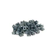 Kendall Howard M5 Steel Zinc Cage Nuts - 50 Pack