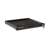Kendall Howard 1U Rackmount 2-Post Keyboard Tray