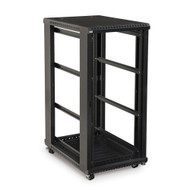 "Kendall Howard 27U LINIER Open Frame Server Rack - No Doors & Side Panels - 36"" Depth"