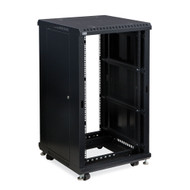 "Kendall Howard 22U LINIER® Server Cabinet - No Doors - 24"" Depth"