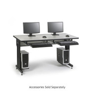 "Kendall Howard 60"" W x 24"" D Training Table - Folkstone"