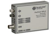 Black Box Media Converter ThinNet Ethernet Multimode 850nm 2km ST LMC211A-MM