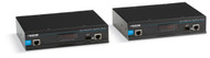 Black Box KVM Over IP Matrix,Dual Head/Link DVI-D,USB 2.0,w/VNC Remote ACR1012A-T