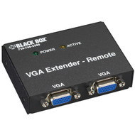 Black Box VGA Receiver, 2-Port AC555A-REM-R2