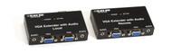 Black Box VGA Extender Kit with Audio, 2-Port Local, 2-Port Remote AC556A-R2