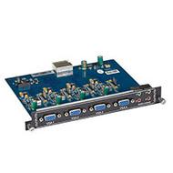 Black Box Modular Video Matrix Switcher Output Card - VGA, Audio AVS-4O-VGA