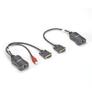 Black Box Line-Powered Extender Kit - DVI over CATx AVU8011A