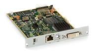 Black Box KVM Transmitter, DVI-I, USB HID, CATx, Modular Extender Card ACX1MT-VDHID-C