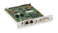 Black Box KVM Transmitter, DVI-D, USB HID, 2X CATx, Modular Extender Card ACX1MT-DHID-2C