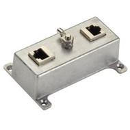Black Box Indoor Ethernet PoE Lightning Protector HGLN-CAT6JT