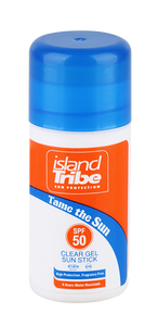 Island Tribe SPF 50+ Clear Gel Stick