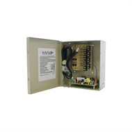 """12VDC, 16 Ch, 8 Amp Power Supply, Battery Backup Function"" (invid_IPS-VDC16-12-6UL)"