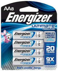 Energizer Ultimate Li AA-8 (energ_L91BP-8)