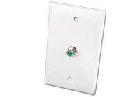 Digital 3 GHz Video Coax Wall Plate (van_WP593BX)