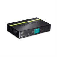 TPE-S44 8-Port Fast Ethernet Switch with Power Over Ethernet (PoE) (trendnet_TPE-S44)