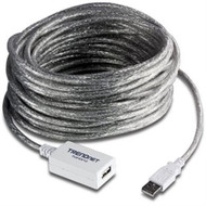 USB Extender Cable (12m / 36 feet) (trendnet_TU2-EX12)