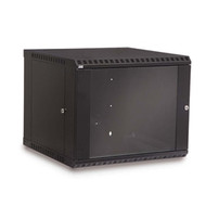 "9U Fixed Wall Mount Cabinet 18.8"" High"