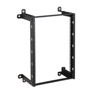 "Wall Mount Rack 16U 12"" Depth 28"" High"