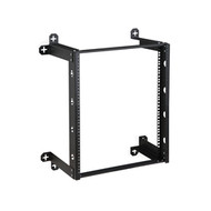 "Wall Mount Rack 12U High 12"" Depth"