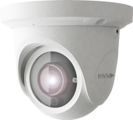 InVid Analog 1080p IR Dome Camera, 2.8mm Lens